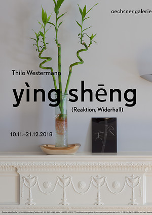 Thilo Westermann - yìng sheng (Reaktion, Widerhall)