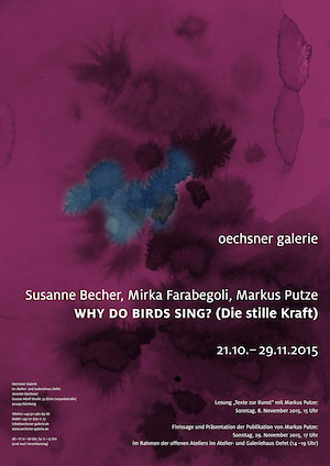 """WHY DO BIRDS SING? (Die stille Kraft)"""