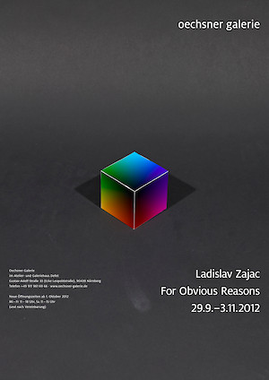 "Ladislav Zajac ""For Obvious Reasons"""